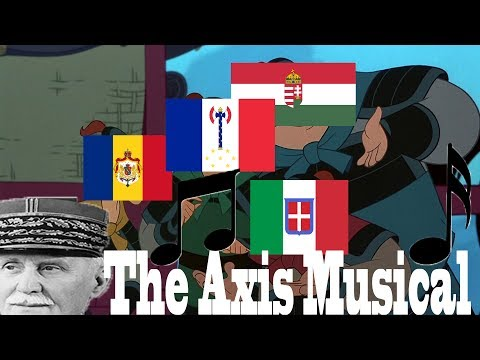 WW2- The Axis Powers Musical