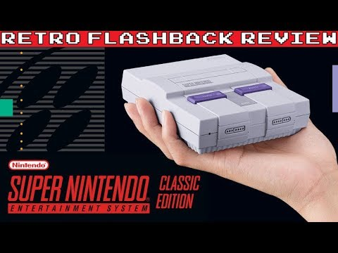 Super NES Classic Edition Review - Retro Flashback
