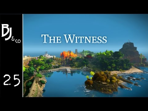 The Witness [25] - Heading to Town