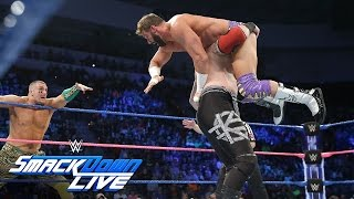 Hype Bros vs. The Ascension – Survivor Series Qualifikations Match: SmackDown LIVE, 25. Oktober