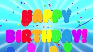 Happy Birthday Matilda
