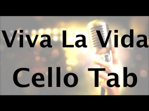 Learn Viva La Vida on Cello - How to Play Tutorial
