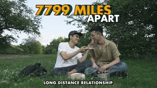 LONG DISTANCE RELATIONSHIP (7799 MILES APART) | NEW YORK - TAIPEI