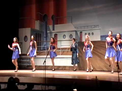 """Anything Goes"" from the Holmdel High School production of ""Anything Goes"""