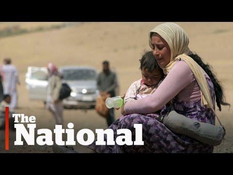 Yazidis targeted by ISIS