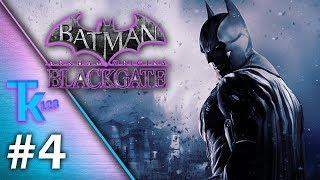 Batman Arkham Origins: Blackgate HD - Parte 4 - Español (1080p)