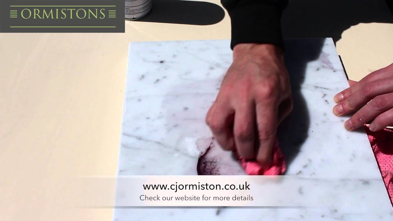 Marble Red Wine Stain Stone Restoration Blog