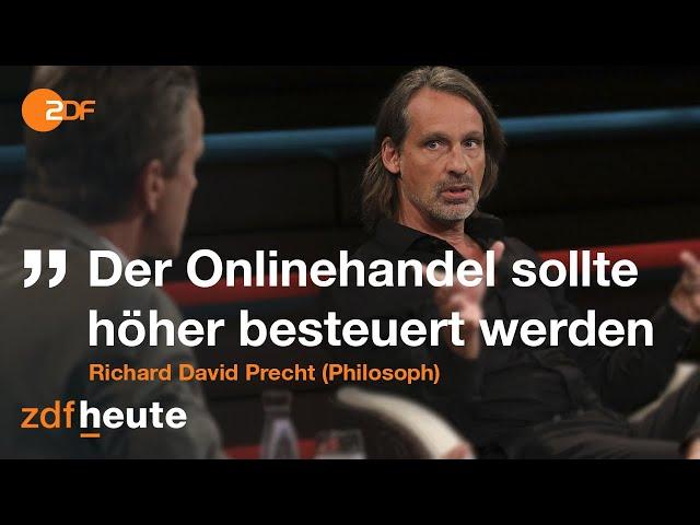 Richard David Precht über die Zukunft der deutschen Wirtschaft | Markus Lanz vom 21. Oktober 2020