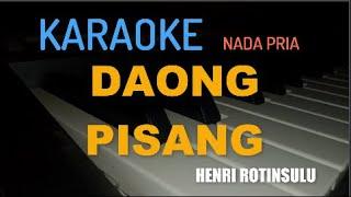 Gambar cover KARAOKE MANADO DAONG PISANG HENDRI ROTINSULU ( KEYBOARD)