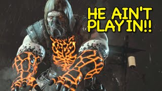 TREMOR IS NO JOKE!! [TREMOR DLC] [FATALITIES/X-RAY]