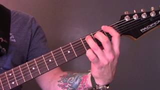 A Lost Forgotten Sad Spirit Guitar Tutorial by Burzum