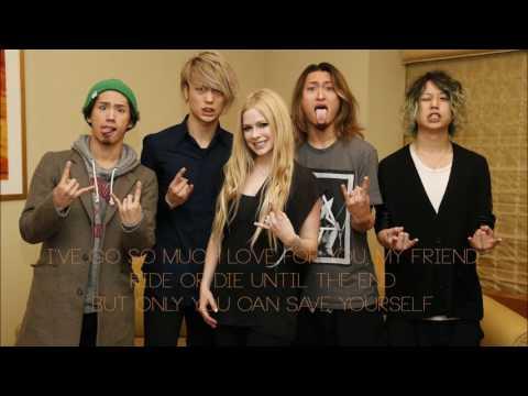 ONE OK ROCK - Listen Feat. Avril Lavigne [Lyrics]