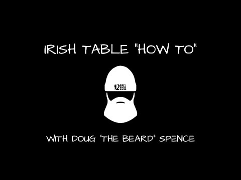 """Irish Table """"How To"""" Obstacle Race Technique"""