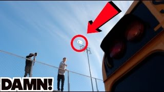 Ultimate GIANT Bottle Flipping Trick Shots!