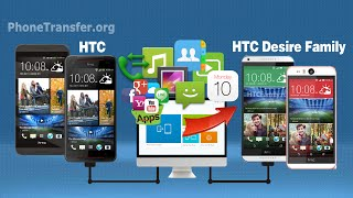 How to Sync All Data / Files from HTC Phone to HTC Desire Eye / Desire 826/ Desire 820