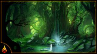 Mysterious Fantasy Music   Magical Glade   Beautiful Enchanting Music
