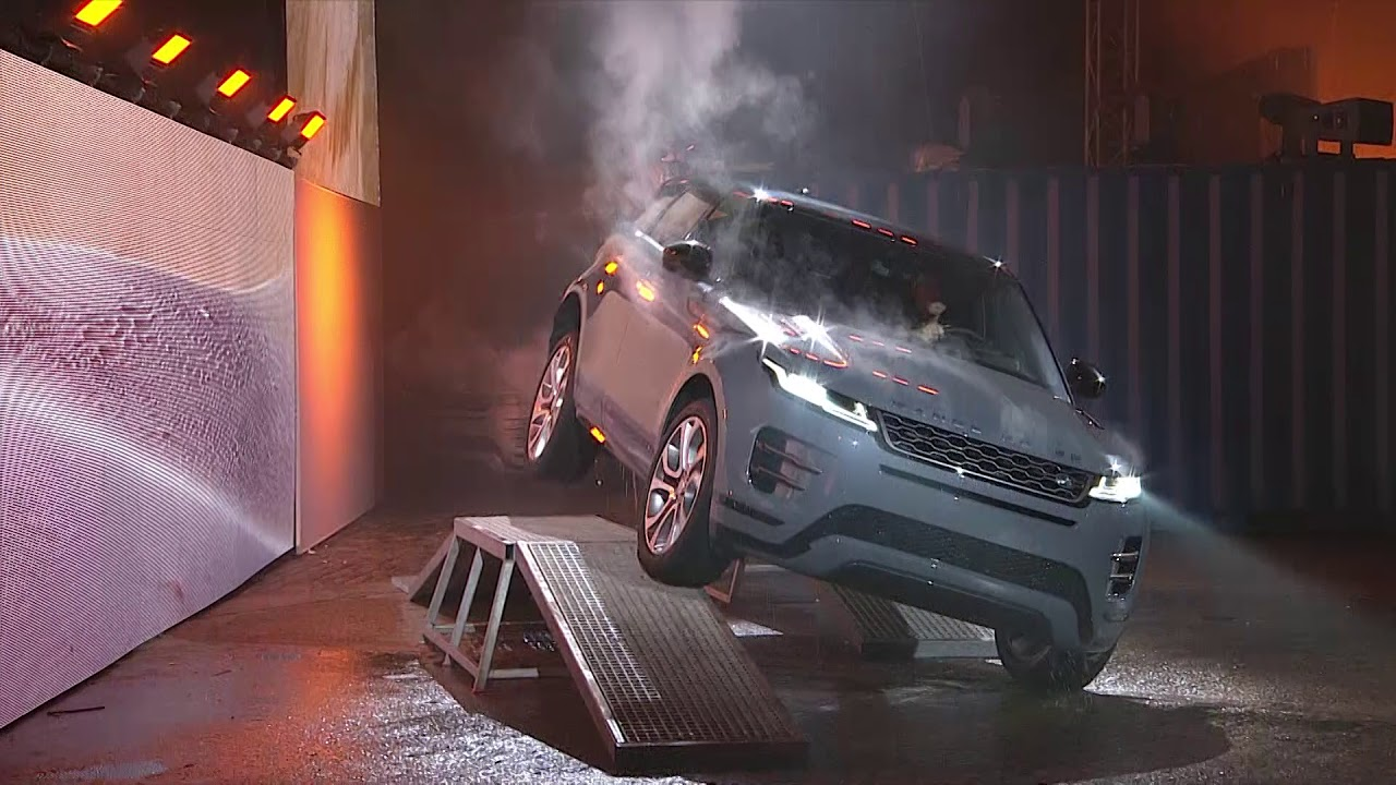 980b38e362 Introducing the New Range Rover Evoque - YouTube