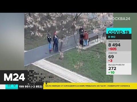 Что происходит за окнами московских домов - Москва 24