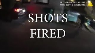Seattle Police Officer Involved Shooting October 8th 2017
