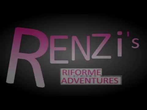 Matteo Renzi's Bizzarre Adventure