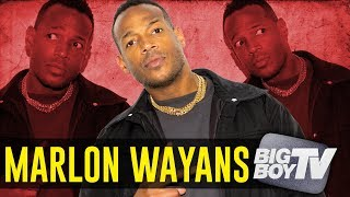 Marlon Wayans on John Singleton, Sensitivity in Comedy, Wayans Bros. Reboot