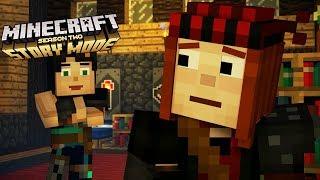 Goodbye Petra - Minecraft StoryMode Season 2 (Ep.15)