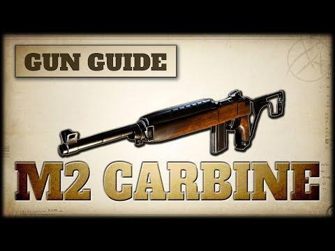 M2 Carbine Stats & Best Class Setups | CoD WW2 Gun Guide #32