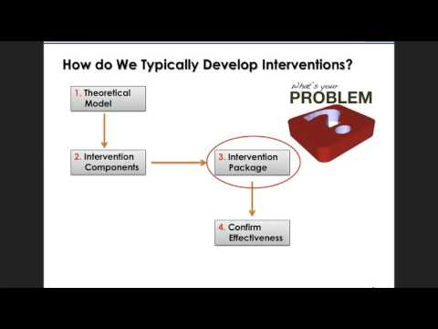 Inbal Nahum-Shani — Experimental Design and Data Analysis Methods for mHealth Interventions