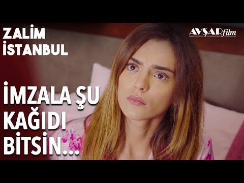 Cemre Ve Cenk Boşanıyor! Donuna Kadar Alacağım | Zalim İstanbul 16. Bölüm