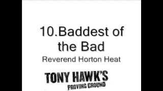 The Top 10 Songs From Tony Hawk's Proving Ground
