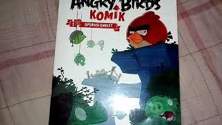 Angry Birds Komik #1 Operasi Omelet: Pengenalan Komik Terbitan Gramedia Tahun 2015