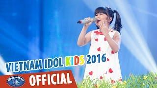 VIETNAM IDOL KIDS 2016 - GALA 2 - MẸ YÊU ƠI - BẢO TRÂN