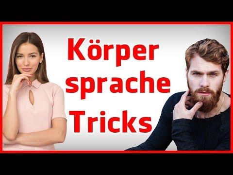 17 unbekannte Körpersprache-Tricks für den Alltag