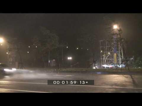Cyclone / Typhoon / Hurricane Extreme Winds Stock Footage Screener HDV 1440x1080 50i