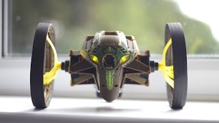 Parrot Jumping Sumo | Review