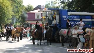 Wojewódzkie Dożynki w Kozach