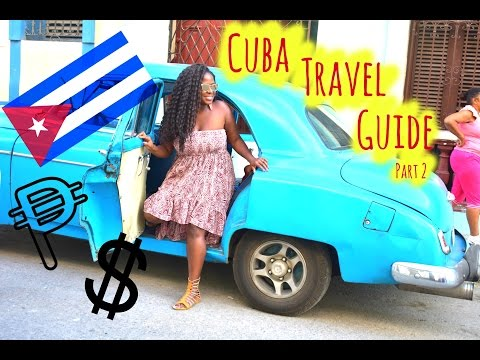 Cuban Travel Guide | What I Learned In Cuba So You Don't Have To | Tips + Advice