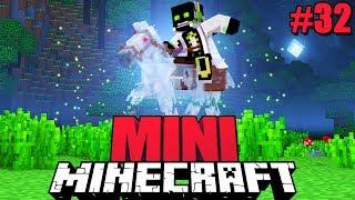 ICH FINDE das SELTENE GEISTERPFERD?! - Minecraft MINI #32 [Deutsch/HD]