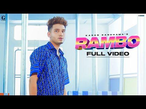 RAMBO : Karan Randhawa (Official Video) Satti Dhillon | New Punjabi Song 2021 | GK Digital | GeetMP3