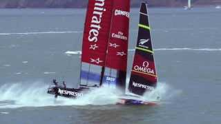 America's Cup : l'abattée catastrophe de Team New Zealand