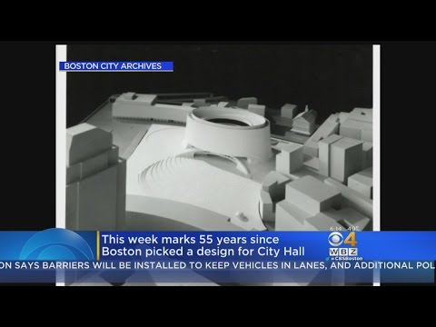 The Looks Boston Rejected When Designing City Hall