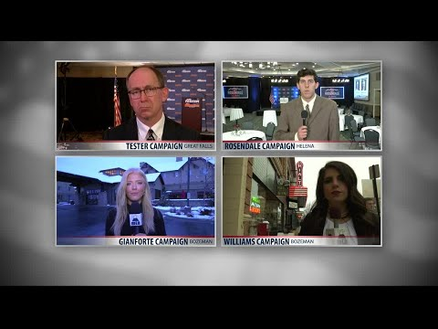 Montana Election Night 2018 Preview (5:30)