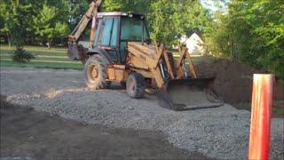 Classic Gbody Garage Construction Begins!