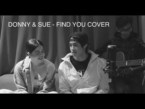 Donny Pangilinan & Sue Ramirez - Find You (originally By Zedd)