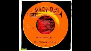 FLOWER POWER - MISSISSIPPI DELTA