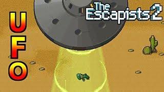 愚かな地球人への逆襲【The Escapists 2】