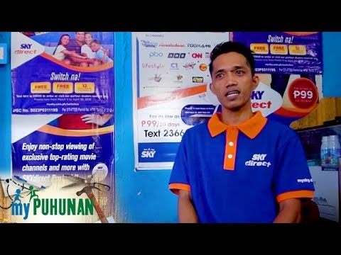 Darwin Ramirez's journey as SKY Direct dealer   My Puhunan