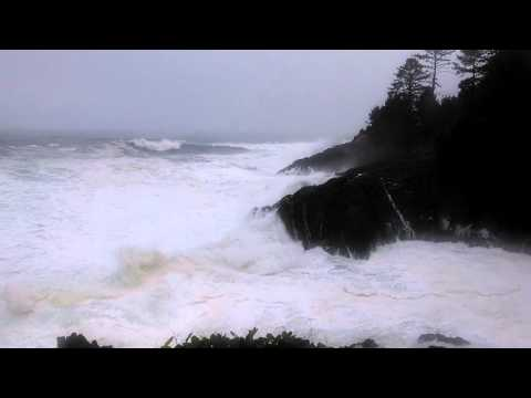 Pacific Ocean Fury During Storm Rocky Creek  12/11/15
