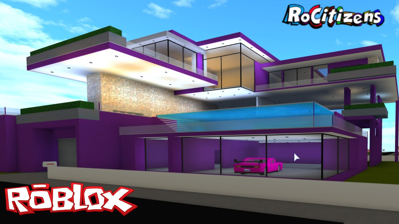 Work at a Pizza Place Roblox House Ideas