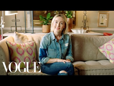 73 Questions With Saoirse Ronan | Vogue